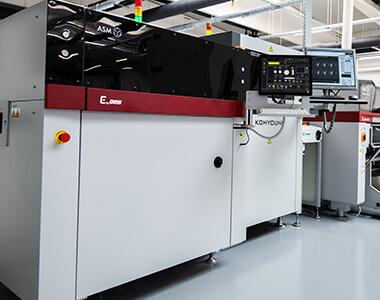 Printing E by DEK